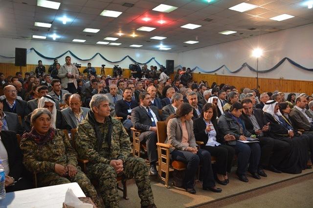 Kurdowie przygotowują się do zadeklarowania federacji w Syrii