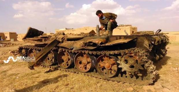 Turcja ponownie ostrzeliwuje kurdyjskie pozycje w Syrii
